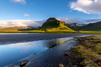 Iceland Landscapes and Seascapes