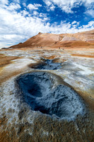 Iceland Geo-Thermal Landscapes