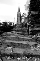 Steps to St. Peters Catholic Church