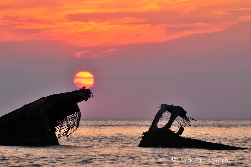 Eric Loken Photography New Jersey Shore Sunset Beach