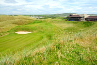 18th Hole - Old Course - Ballybunion
